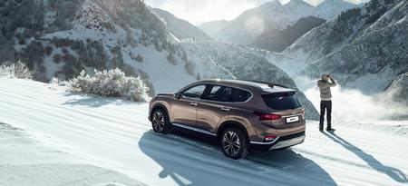 Выгода на Hyundai SANTA FE и TUCSON 2019 года выпуска